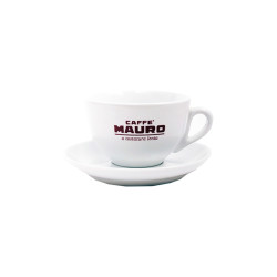 Caffe Mauro Чаша за капучино или чай 6бр. Комплект порцеланови чаши за кафе