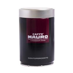 Caffe Mauro Centopercento 100% Арабика Кутия 250 гр. Mляно кафе