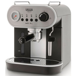 Gran Gaggia Carezza De Luxe за мляно кафе и кафе на дози 1 бр. Нова кафемашина